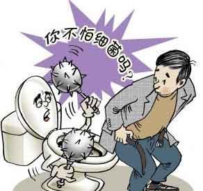"""新冠病毒存在""""粪口传播""""可能 怎样远离如厕高危感染源"""