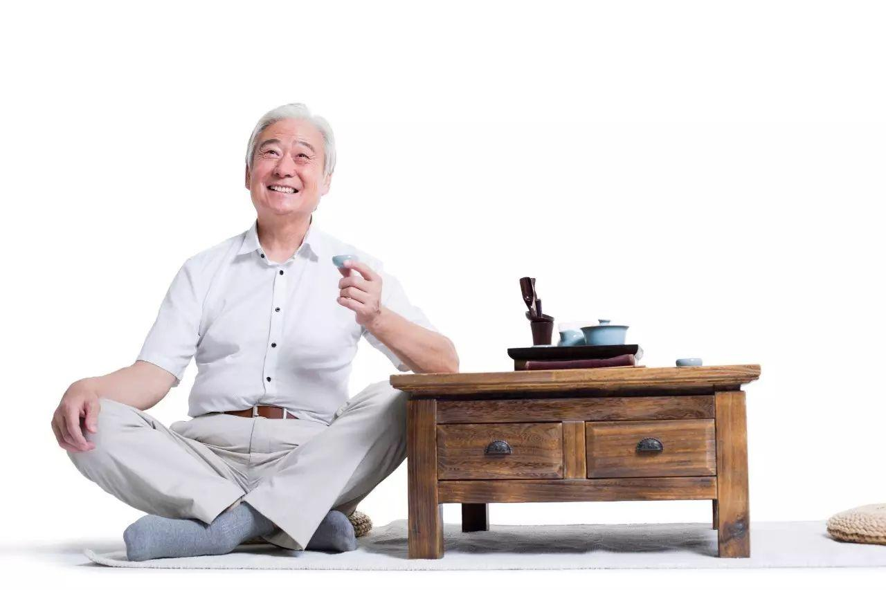 养护肛肠防便秘  老年健康又长寿