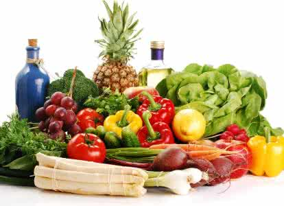 蔬菜水果吃偏了也会导致便秘